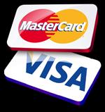 Aceitamos cartão de crédito img
