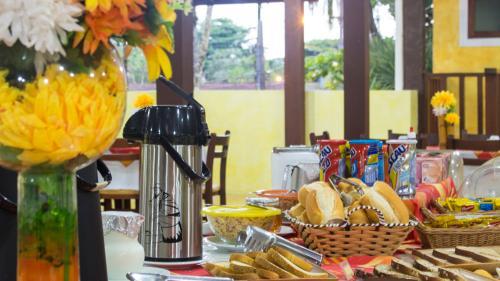 Pousada A Cor do Sol - Café da Manhã